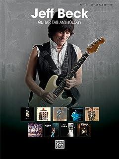 Jeff Beck, Guitar Tab Anthology