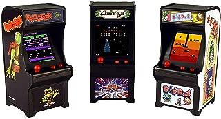 Tiny Arcade Games Gift Box Bundle Set of 3 - Frogger - Dig Dug - Galaga