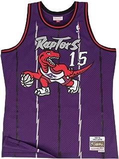 Mitchell & Ness Toronto Raptors Vince Carter 1998 Road Swingman Jersey