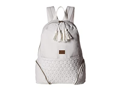 Roxy Bombora Backpack (Marshmallow) Backpack Bags