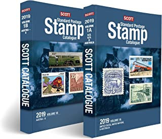Scott 2019 Standard Postage Stamp Catalogue Volume 1: United States, Un, Countries A-B: 2019 Scott Catalogue Volume 1: United States, Un, Countries ... 2 Book Volume 1a & 1b) (Scott Catalogues)