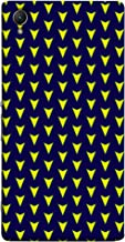 غطاء حماية سوني اكسبيريا Z1 من كلر كينج بنمط أسهم، متعدد الالوان