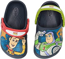 CrocsFunLab Buzz Woody Clog (Toddler/Little Kid)