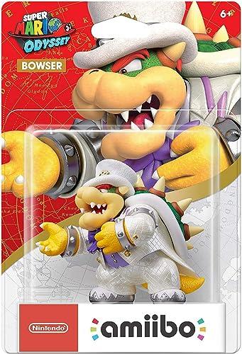 Amiibo 'Collection Super Mario' - Bowser (Tenue de mariage)