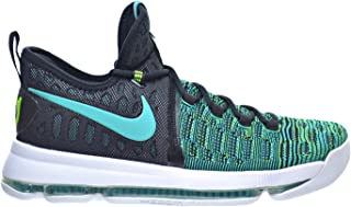 new concept 9ab12 0777e Nike Zoom KD 9 Men s Basketball Shoes Clear Jade Black 843392-300 (14