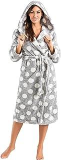 L/&L Donna Vestaglia con Cappuccio Bunny