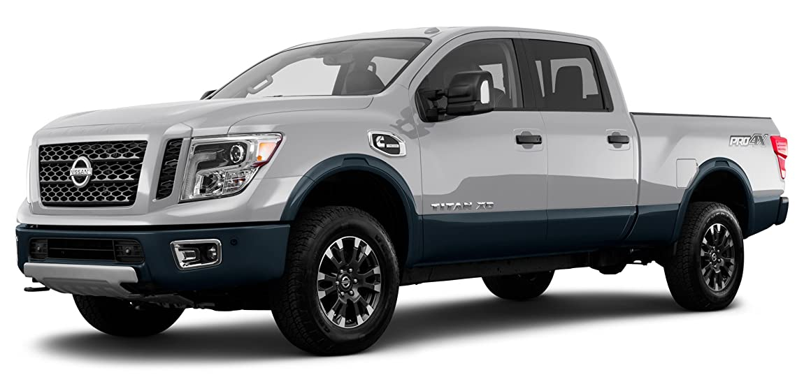 2017 nissan titan xd reviews images and specs vehicles. Black Bedroom Furniture Sets. Home Design Ideas