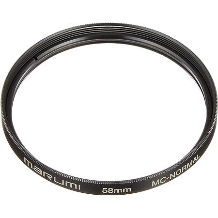 MARUMI レンズフィルター 58mm MC-N 58mm レンズ保護用