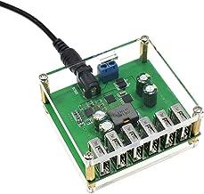DC DC Step Down Module 10V12V24V36V Turn 5V/8A Car Regulator Charging Power Supply 6USB Output Buck Converter