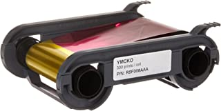 Evolis Consumables, YMCKO Color Ribbon, Primacy Compatible, 300 Prints 1 Roll R5F008AAA