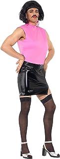 Smiffys License Dress-up Disfraz de ama de casa de Queen