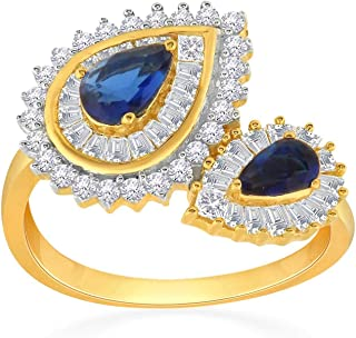 Malabar Gold and Diamonds 18k (750) Yellow Gold Ring for Women