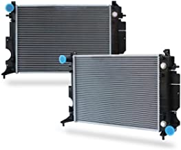CU2080 Radiator Replacement for Saab 9-3 900 Base L4 2.0L