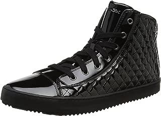 Geox Kids' Kalispera Girl 6 Sneaker