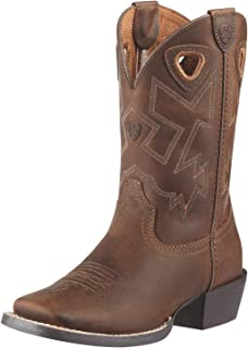 Kids' Charger Western Cowboy Boot