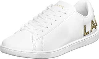 Lacoste Carnaby Evo 120 6 Us SFA, Sneaker Donna