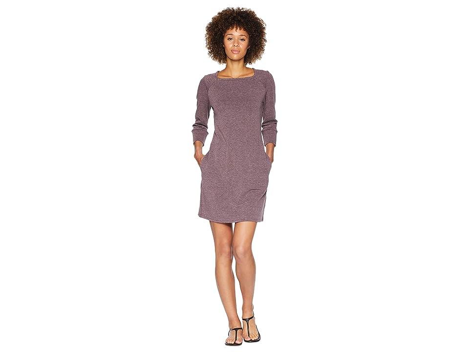 NAU Hyperspacer Dress (Plum Heather) Women