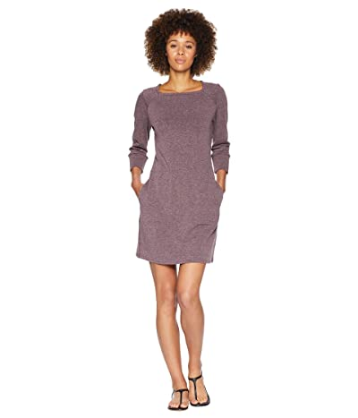 NAU Hyperspacer Dress (Plum Heather) Women
