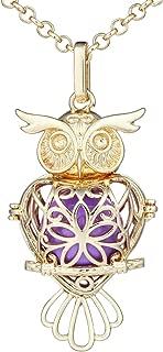 Birdcage Shape Pendant Necklace 27