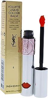 Yves Saint Laurent Volupte Liquid Colour Balm - 5 Watch Me Orange, 6 ml
