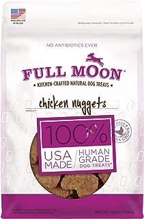 Full Moon All Natural Human Grade Chicken Nugget Dog Treats