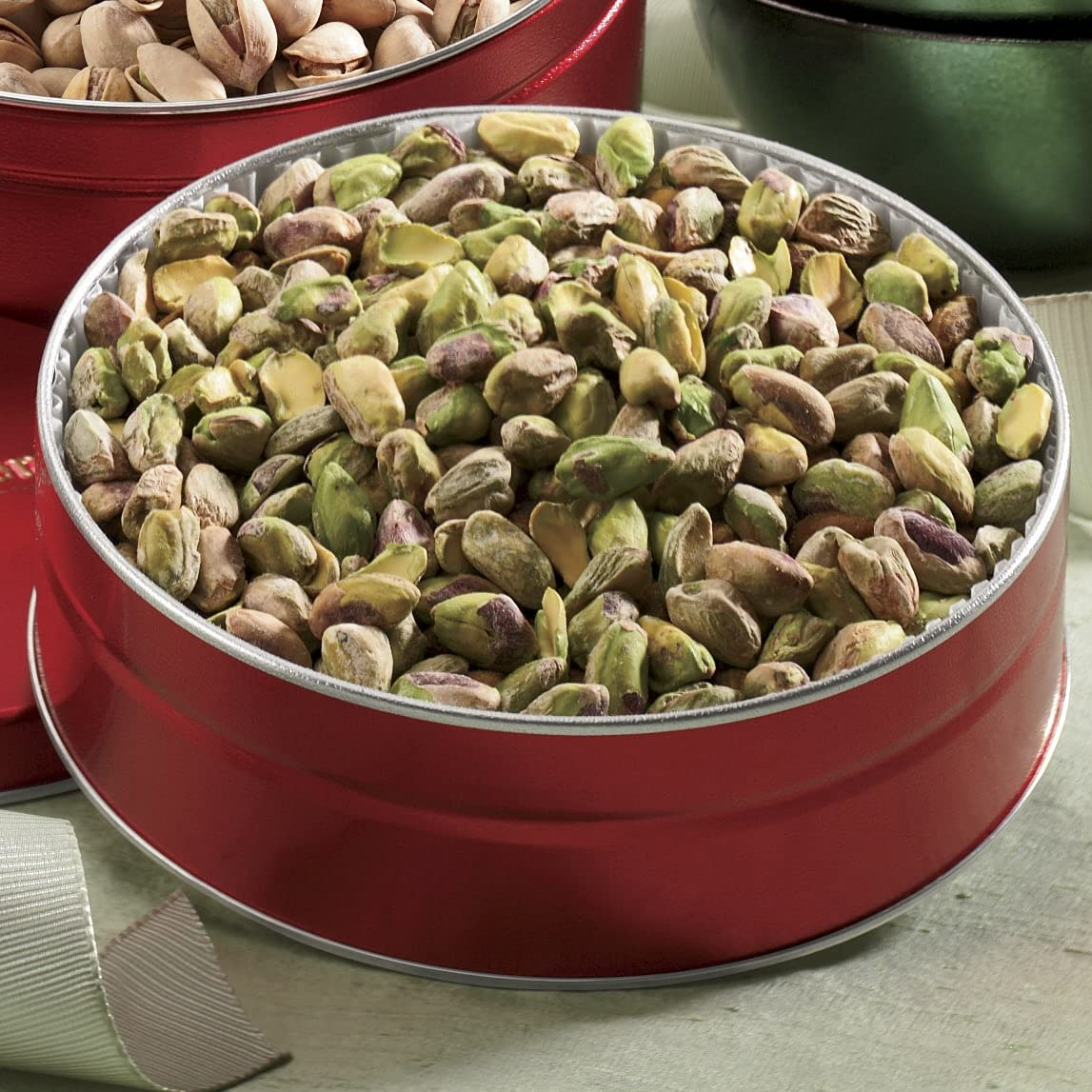 Great interest Shelled Pistachios from The Swiss Branded goods Colony