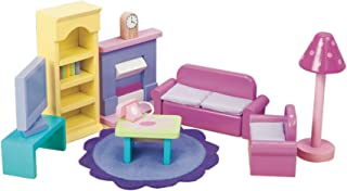 Le Toy Van Dollhouse Furniture & Accessories, Sugar Plum Sitting Room
