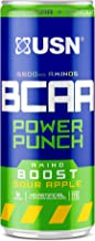 Usn BCAA Power Punch RTD Nutrition Bar Sour Apple Estimated Price : £ 31,14