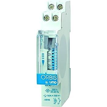 Orbis t-16 - Automático escalera modular t-16 230v: Amazon.es: Bricolaje y herramientas