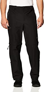 The North Face Men's Exploration Convertible North Face Men's Exploration Convertible Pants - Black/TNF Black, Size 38