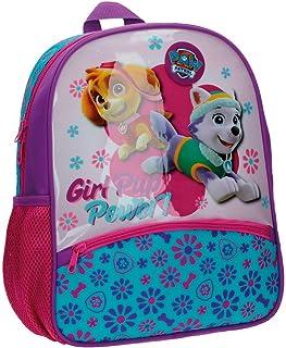 47822A1 Girl Mochila Infantil, 9.8 Litros, Color Rosa
