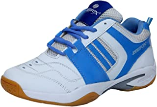 ZEEFOX Hybrid Men's Non Marking Badminton Shoes Blue