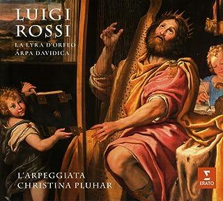 Christina Pluhar  -  Luigi Rossi -  - La Lyra D'Orfeo & Arpa Davidica (3 CD)