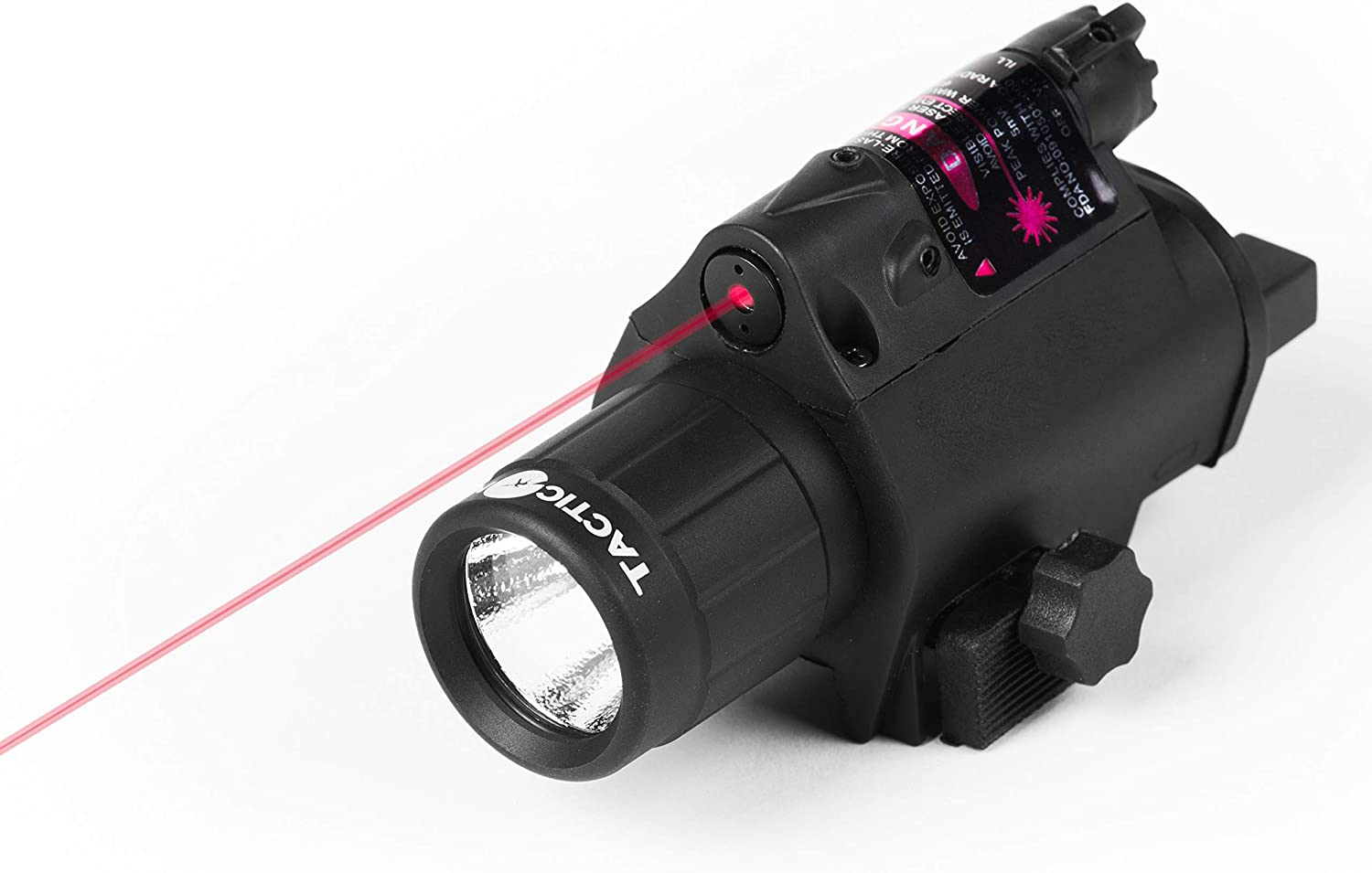 Tacticon Armament Red or Green R with Picatinny Max 84% New York Mall OFF Flashlight Laser