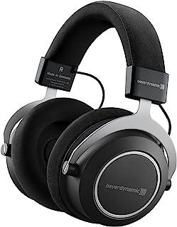 beyerdynamic BD718394 Amiron Wireless High-End Tesla Bluetooth Headphones, Black