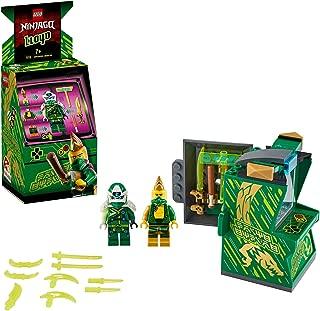 LEGO Ninjago 71716 Lloyd Avatar - Arcade Pod Building Kit (48 Pieces)