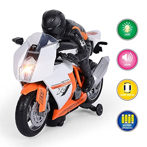 Plastic Motorcycle Toy Model Hobby Toys Replace Kids Gift Boys Girls Fashion
