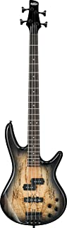 Ibanez 4 String Bass Guitar Right Handed, Gray GSR200SMNGT