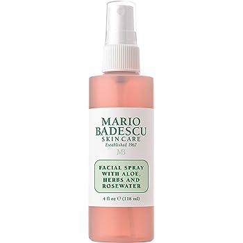 Mario Badescu Facial Spray With Aloe, Herbs And Rosewater 4oz (118ml)