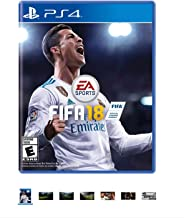 FIFA 18 Standard Edition World Cup Update - PlayStation 4