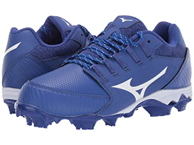 Mizuno 9-Spike Advanced Finch Elite 4 (Royal/White) Women
