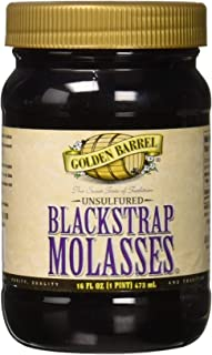 Golden Barrel Blackstrap Molasses, 16 Fl. Oz