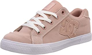 DC Shoes Chelsea Se Low Profile Silhouette