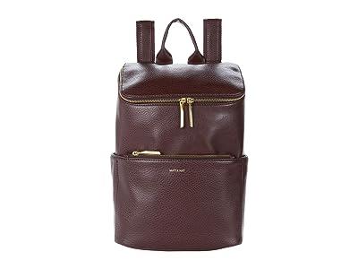 Matt & Nat Brave Dwell (Woodland) Backpack Bags