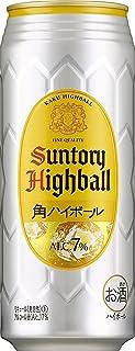 サントリー 角ハイボール缶 500ml×1ケース(24本) ■2箱まで1個口発送可