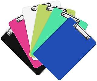 Westcott formato A4 Portablocco in plastica colore: Blu