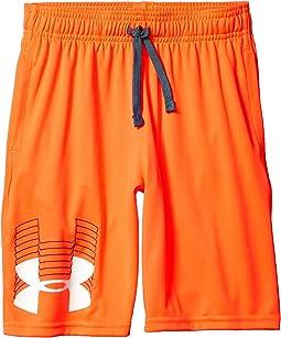Orange Spark/White