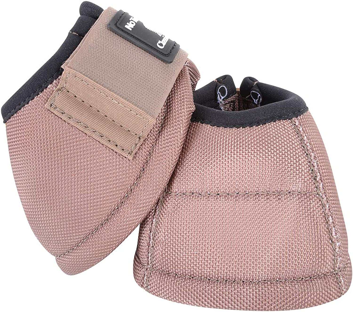 Classic Equine Dyno Turn Bell Boots, Medium