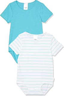 Bonds Baby Wonderbodies Short Sleeve Bodysuit (2 Pack)