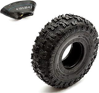 Neumático Y Cámara 4.10-4 Protuberante Todoterreno Diseño Cortacésped 410-4 4 Inch Cortacésped
